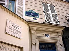 Hemingway's 5 - Hemingway's apartment