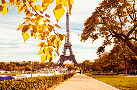 Image result for fall in paris