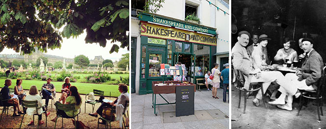 Left Bank Writers Retreat in Paris Announces Better-with-a-friend Discount
